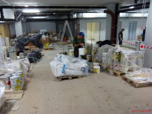 Индустриални полимерни подови покрития
