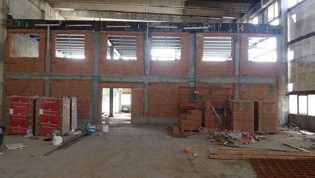 Изграждане на офиси
