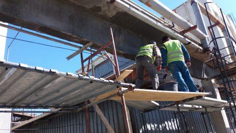 Саниране на стоманобетонна конструкция