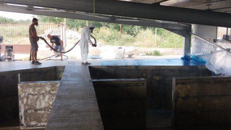 Полиуреа – басейни