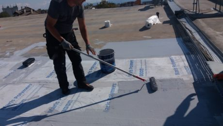 """Обучение: специализирана изолация за защита на PVC и TPO """"меки"""" покриви"""