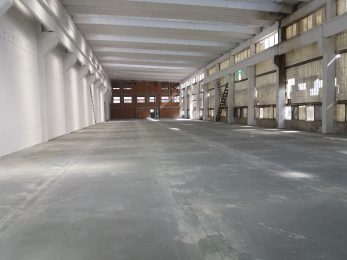 Шлайфан бетон