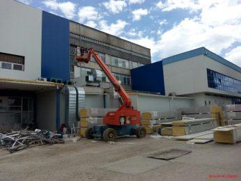 Реновиране на фасади