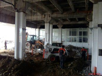 реконструиране на вътрешни помещения, цехове, складове