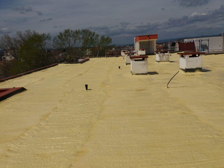 Хидроизолация и топлоизолация на покрив